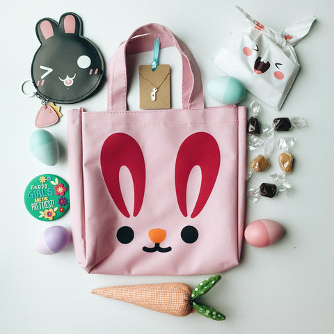Thoughtfully curated tween gifts monday sparkles mondaysparkles easter bunny bag negle Image collections