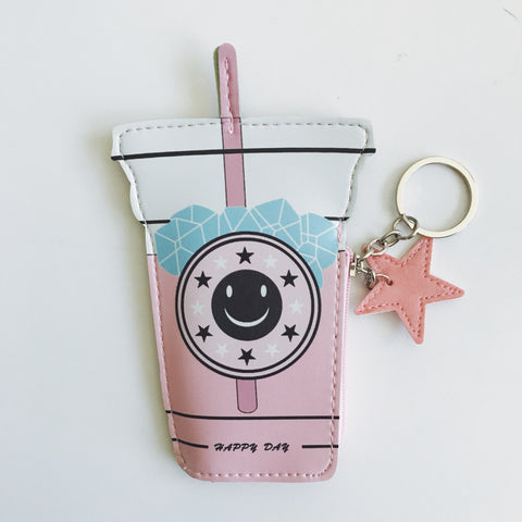 Ice Drink Coin Purse