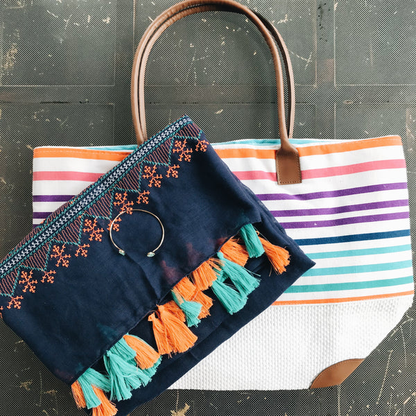 Summer Essentials Tote For Mom