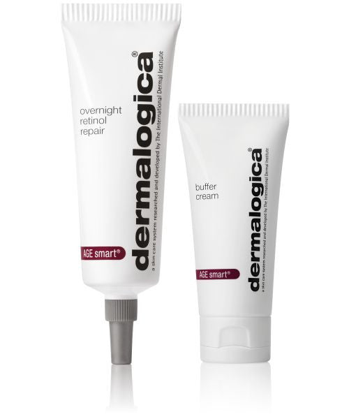 Dermalogica Overnight Retinol Repair 30ml includes Buffer Cream 15ml + free samples+ free express post