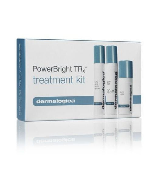 Dermalogica PowerBright TRx Treatment Kit PLUS free samples