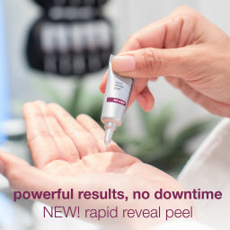 Dermalogica Rapid Reveal Peel 10 tubes + travel bag + free dynamic skin recovery travel size + free samples + free express post