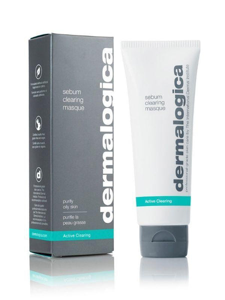 Dermalogica Sebum Clearing Masque 75ml + free samples + free post