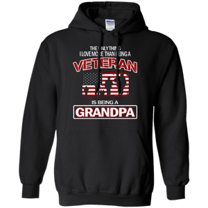 HOT SELLING Proud Veteran Grandpa Shirt