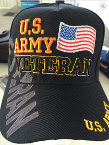 U S  Army Veteran Hat – Outdoor Unlimited