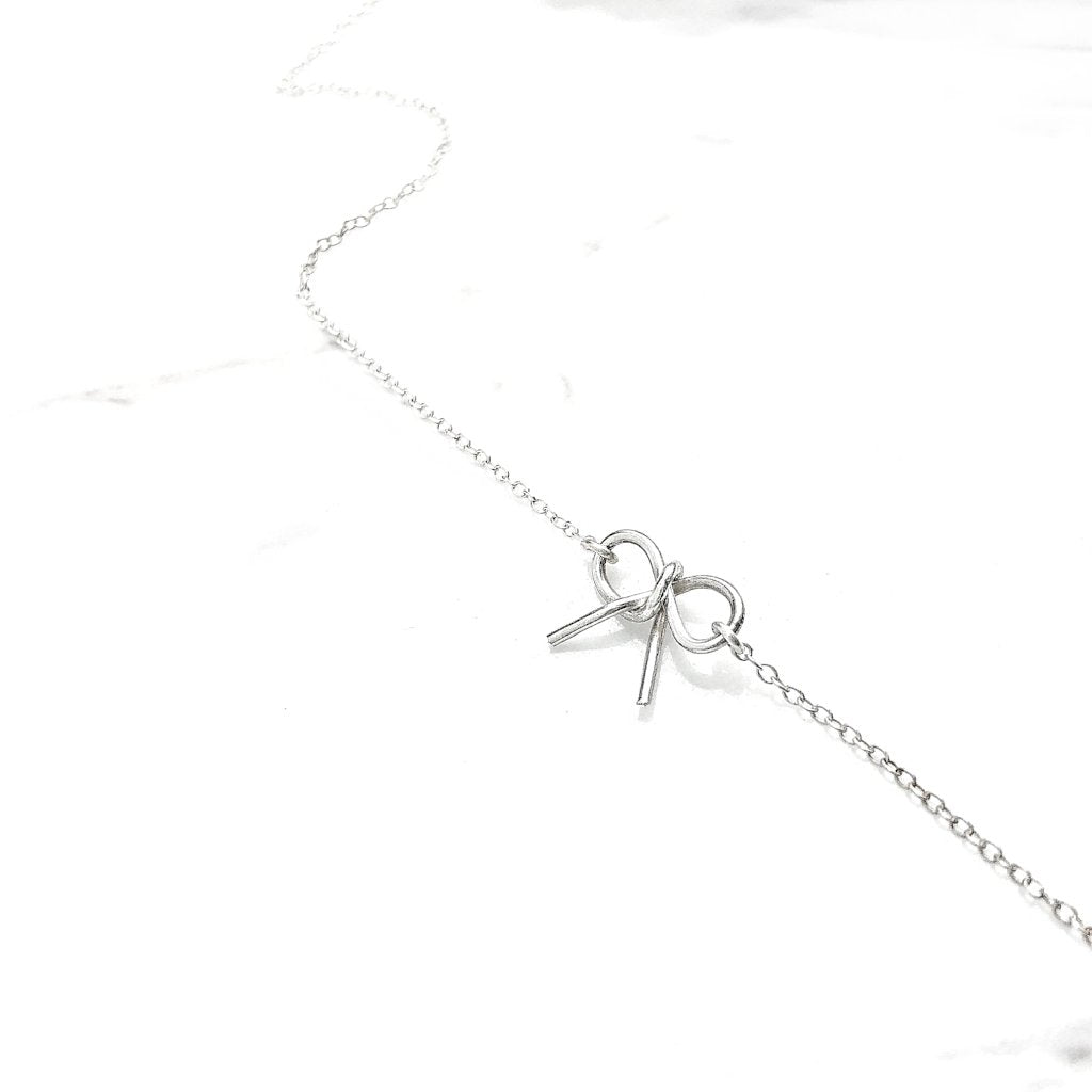 The Bow Necklace/Choker