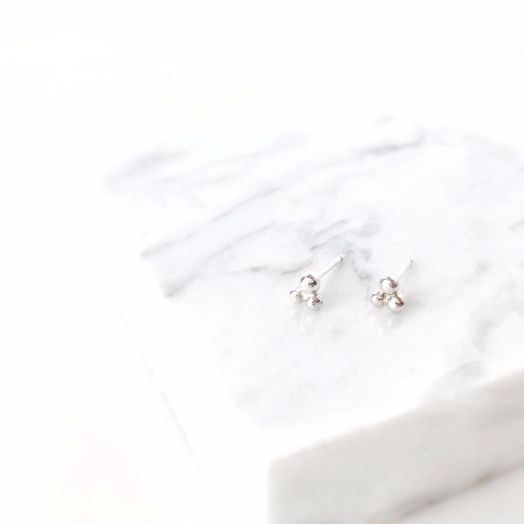 Earrings - The Evelyn Studs