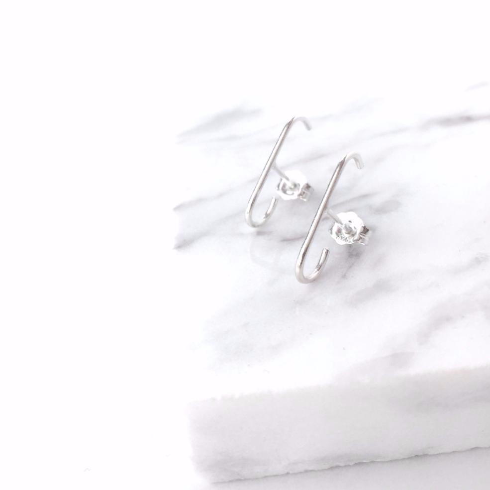 Earrings - The Grace Cuff Studs