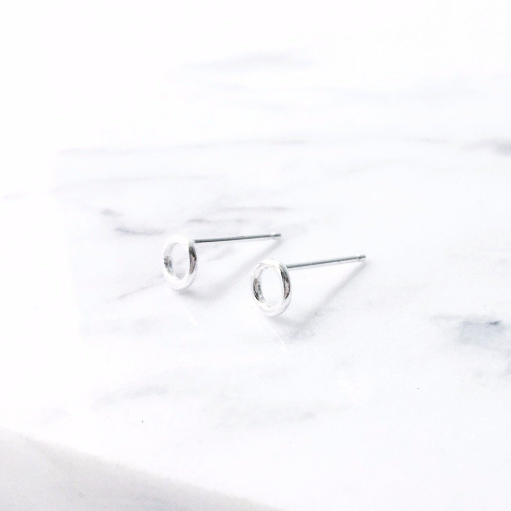 Earrings - The Sylvia Studs