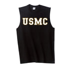 USMC BLOCK Sleeveless Tee