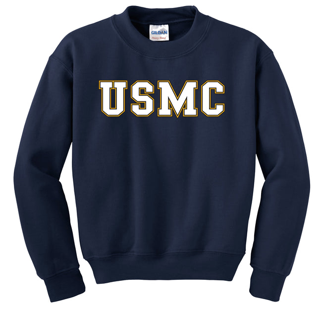 USMC BLOCK Sweatshirt