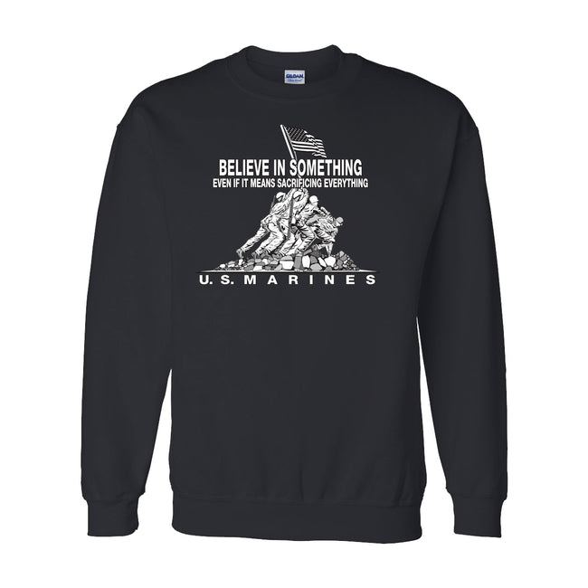 Believe in Something Sweatshirt