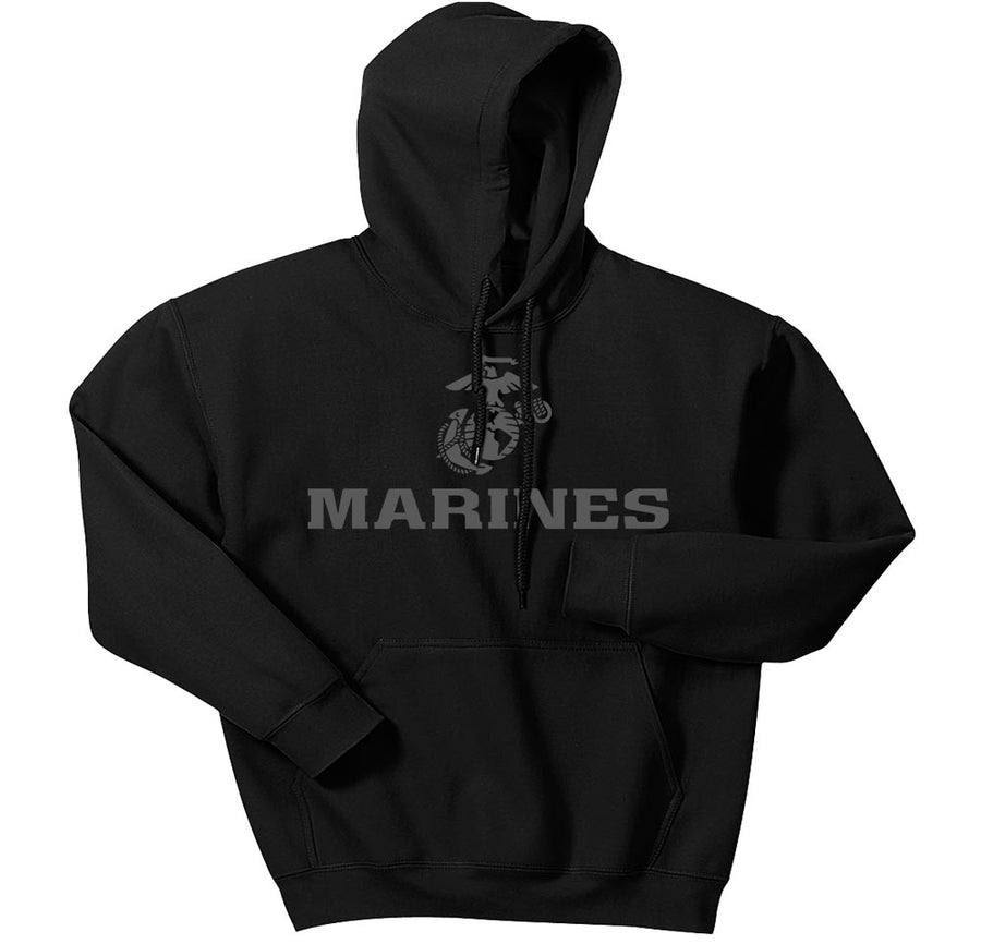 Marines EGA Zero Dark Thirty Hoodie
