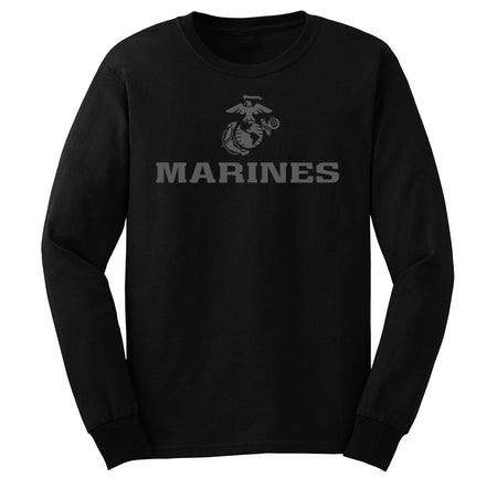 Marines Zero Dark Thirty Long Sleeve