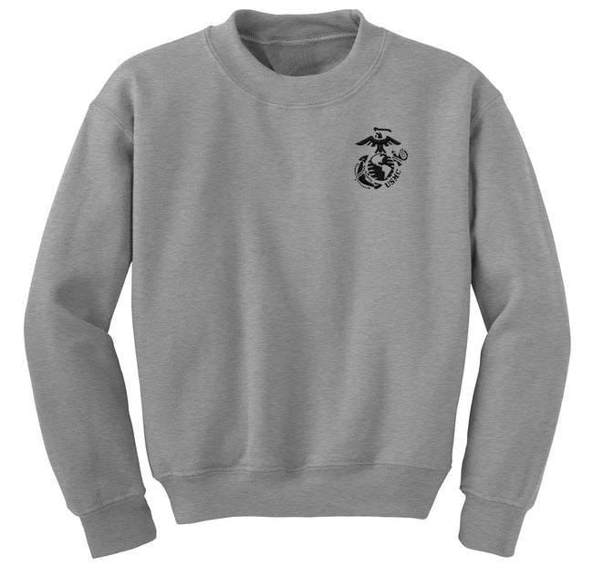USMC EGA EMBROIDERED SWEATSHIRT