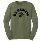 U.S. Marines Long Sleeve T-Shirt