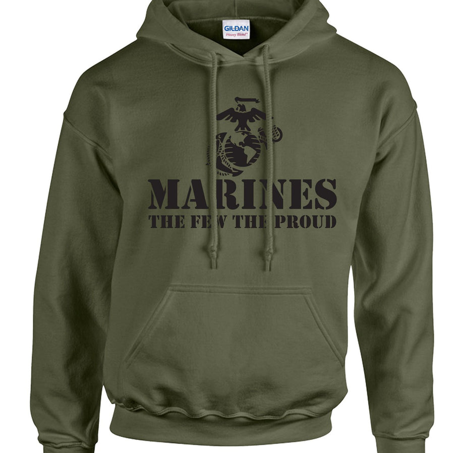 The Few The Proud Hoodie