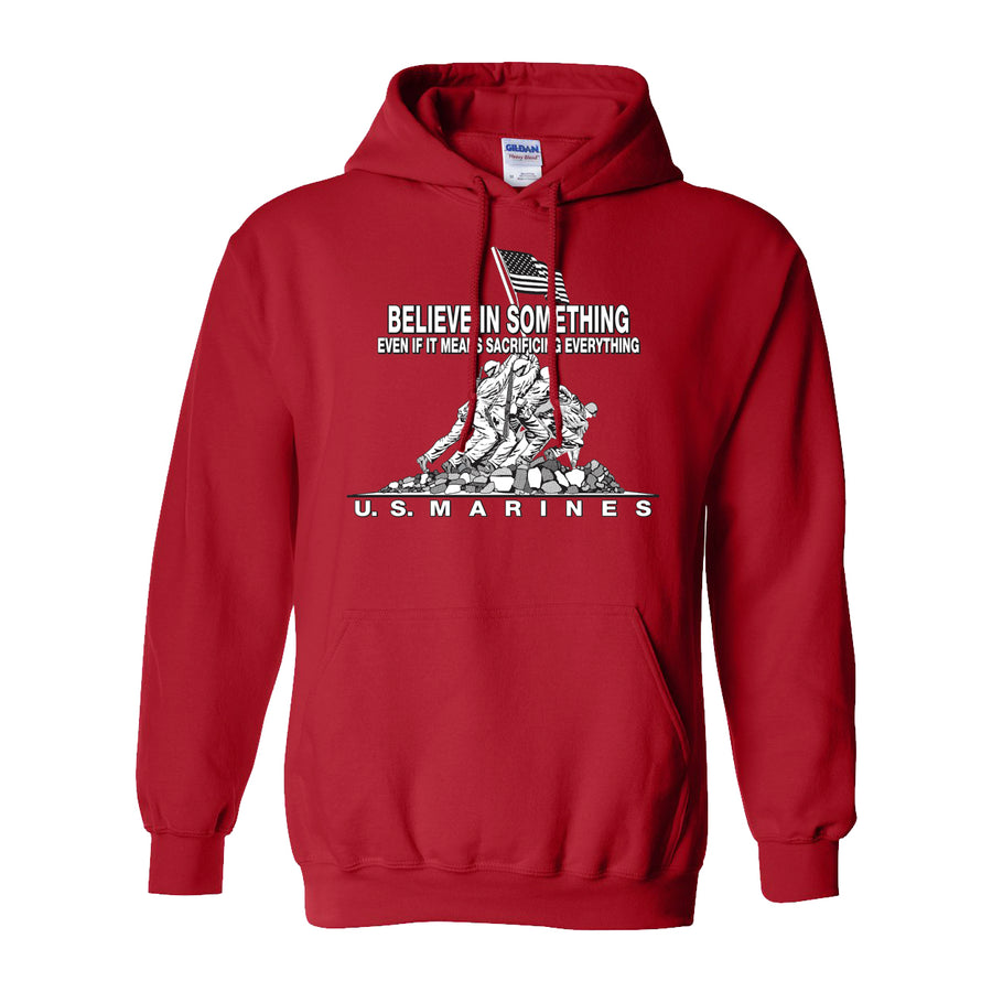 Believe in Something Hoodie