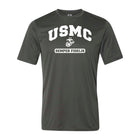 Russell Athletic Core Performance White USMC Semper Fi T-Shirt