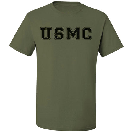 Limited Edition Black USMC T-Shirt