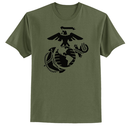 Marines Big EGA T-shirt