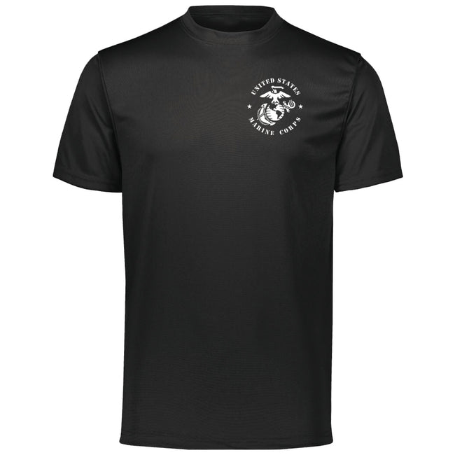 USMC PERFORMANCE Dri-Fit Marines Chest Seal T-Shirt