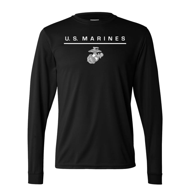 USMC PERFORMANCE Dri-Fit U.S. Marine Long Sleeve