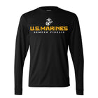 U.S. Marines Augusta Wicking Dri-Fit Long Sleeve