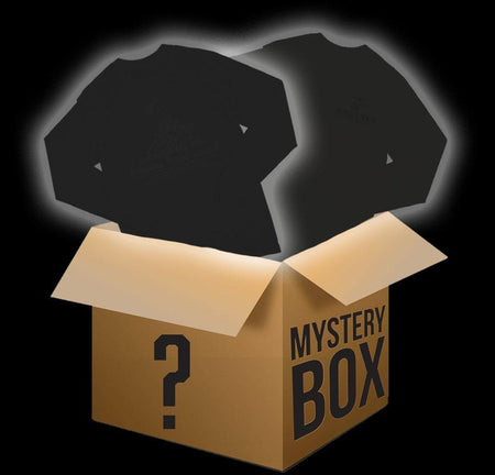 Long Sleeve USMC Mystery Box T-shirt