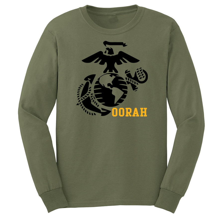 OORAH EGA Long Sleeve T-Shirt