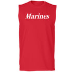 Marines Sleeveless (White)