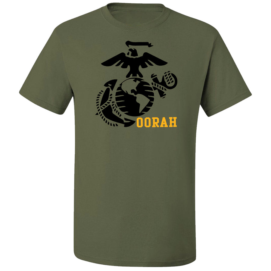 OORAH EGA Marines Dri-Power® 50/50 T-Shirt