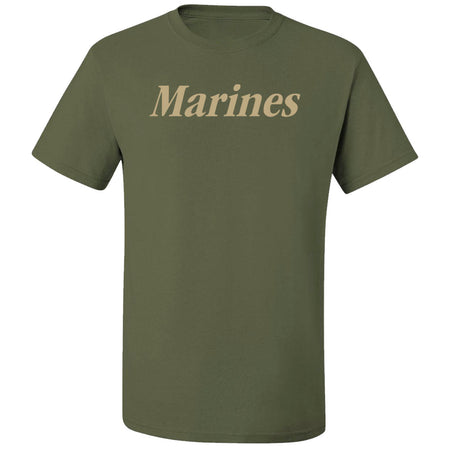 Limited Edition Desert Marines Dri-Power® 50/50 T-Shirt