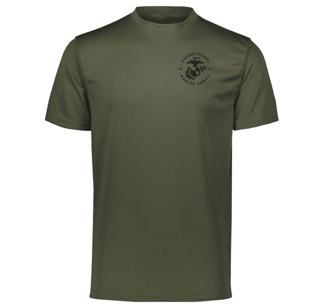 USMC PERFORMANCE Dri-Fit USMC Chest Seal T-Shirt