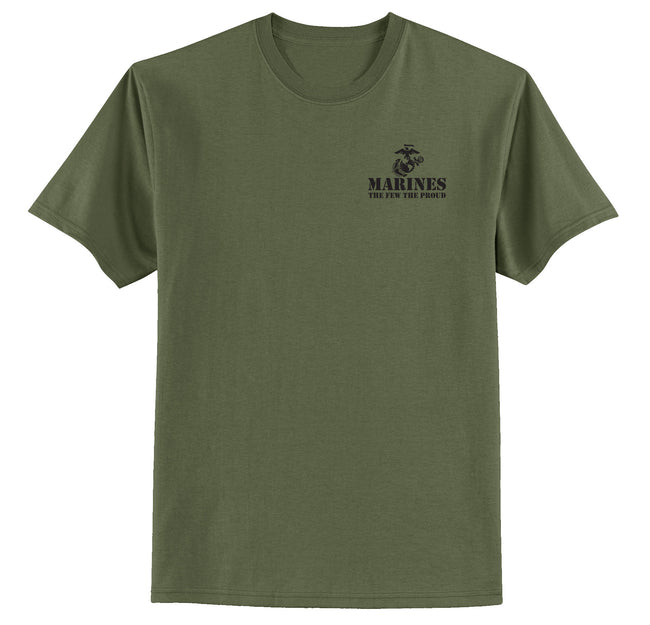 The Few The Proud Chest Seal T-Shirt