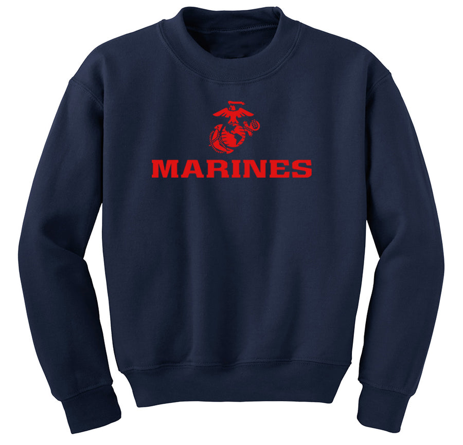 Red Marines EGA Sweatshirt