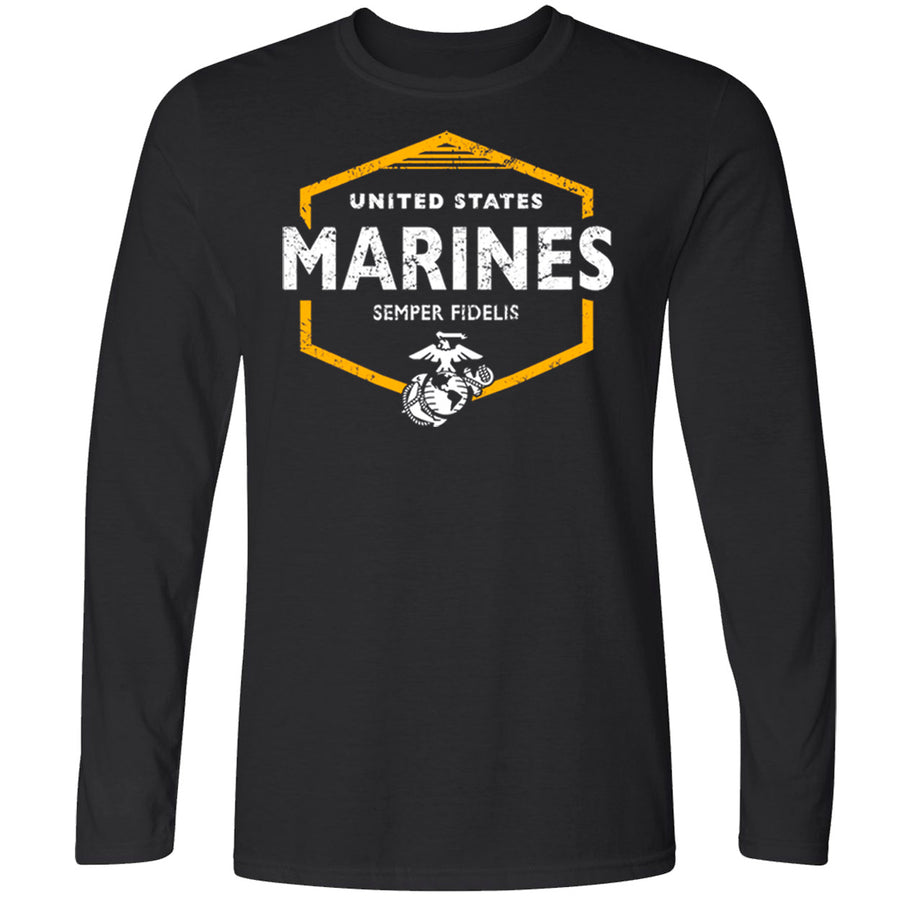 Marines United Long Sleeve T-Shirt
