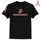 Marines Breast Cancer Awareness T-Shirt