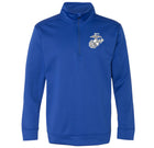 Aluminum EGA Performance® Tech Quarter-Zip Pullover Sweatshirt