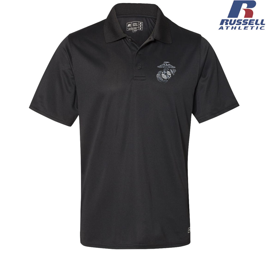 Russell Athletic Performance EGA Embroidered Polo