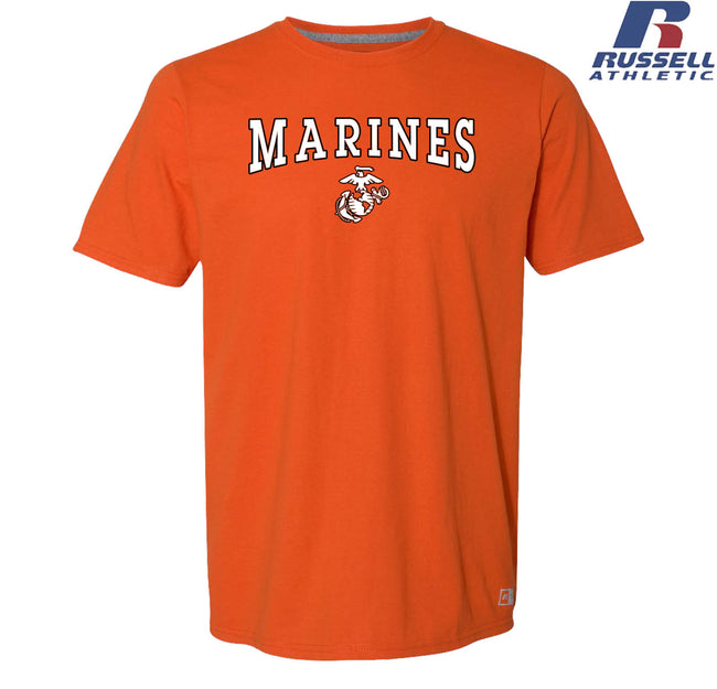Russell Athletic Marines Halloween T-Shirt