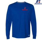 Russell Athletic Red The Few The Proud Long Sleeve T-Shirt