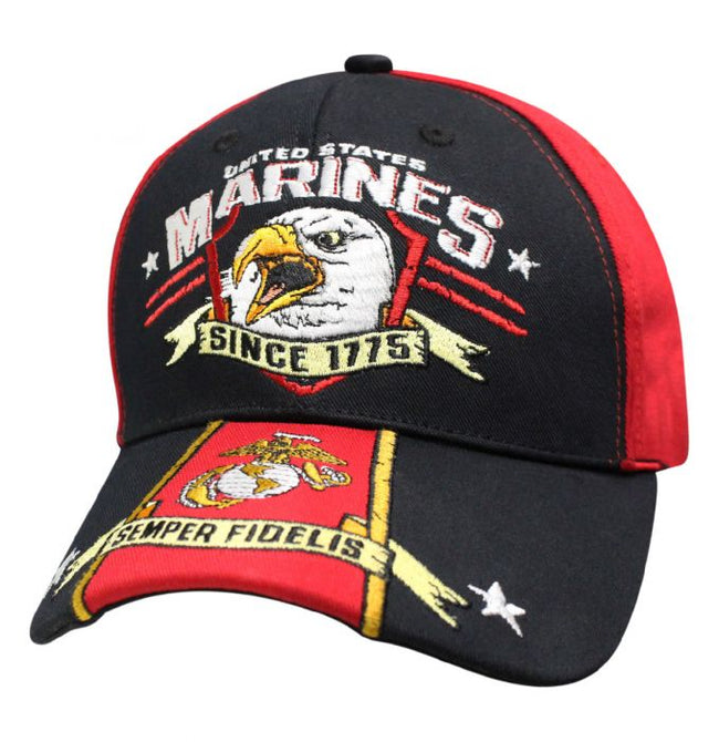 CLOSEOUT EAGLE SCREAM MARINES COVER