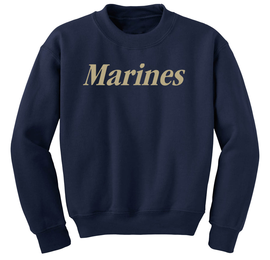 Limited Edition Desert Marines Sweatshirt