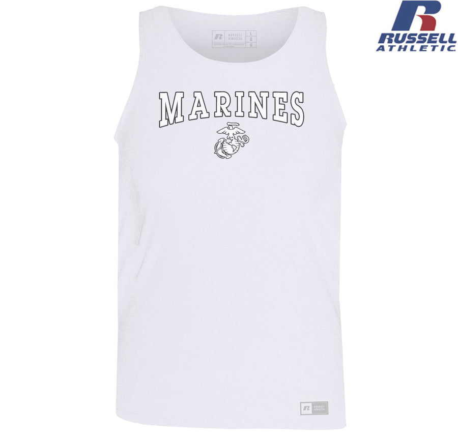 Russell Athletic Marines Over EGA Tank