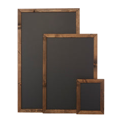 Framed Chalkboards