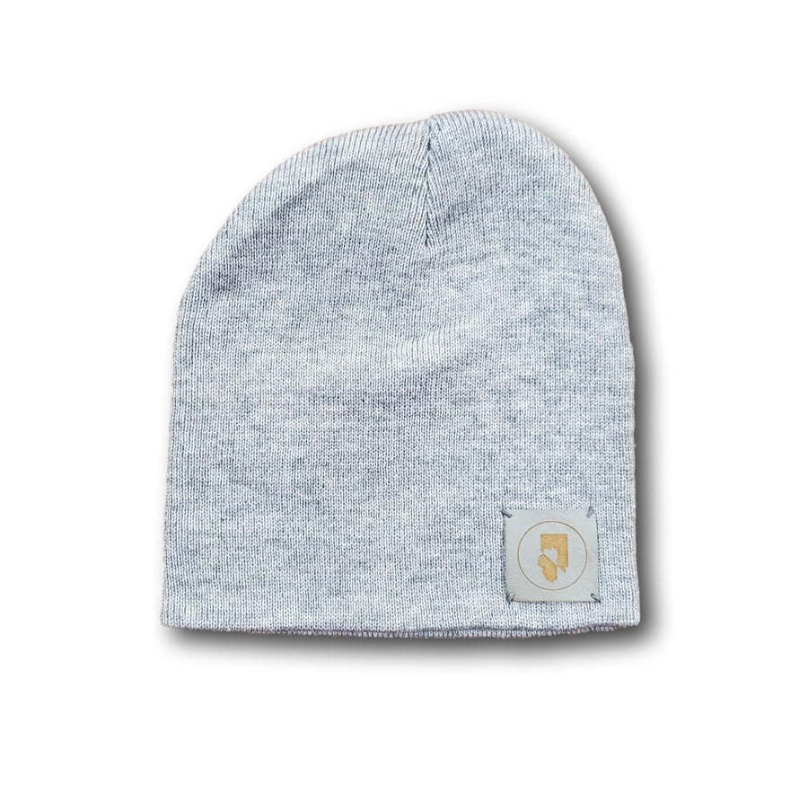 CIRCLE LOGO Short Beanie