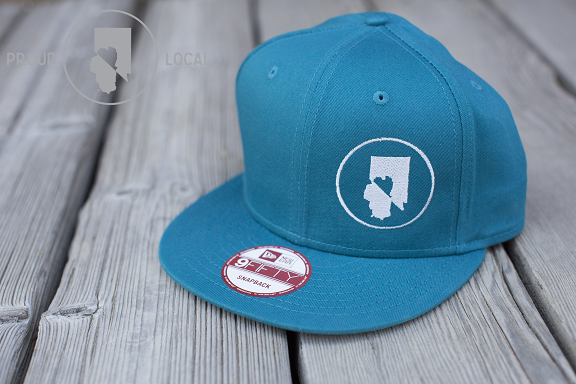New Era Snapback - Logo
