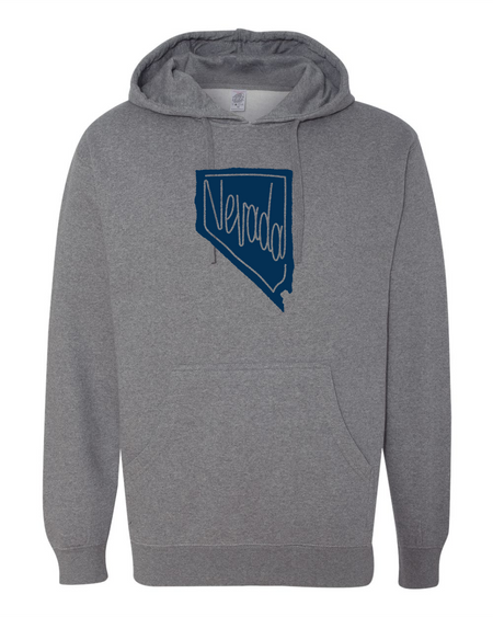 NEVADA Icon Script Hoodie