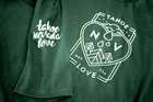 Men's Heart Drop Long-Sleeve